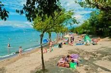 Strand Cingplatz Gardasee Spiaggia D Oro Cing