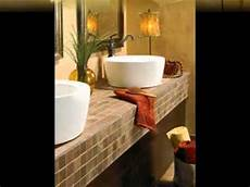 Decorating Ideas For Bathroom Counter by Easy Diy Bathroom Countertops Decorating Ideas
