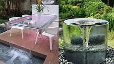 Brunnen Garten Design - outdoor water design ideas diy outdoor