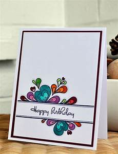 birthday card simple birthday cards birthday cards