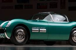 Countdown To Barrett Jackson 1954 Pontiac Bonneville