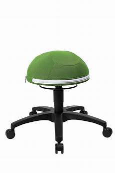 fitness hocker topstar hocker sitness half ball gr 252 n fitness hocker und