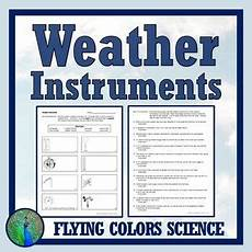 types of maps worksheet middle school 11616 weather instruments worksheet middle school ms ess2 5 weather instruments middle school