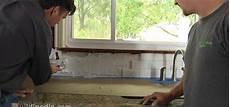 how to install a ceramic tile backsplash 171 construction