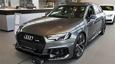 2018 Audi Rs4 Avant 2 9 Tfsi Quattro