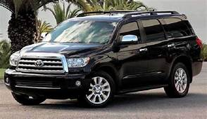 2020 Toyota Sequoia Design Release Date And Price Rumors