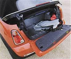 mini cabrio kofferraum auto motor und sport nr 11 2004 langzeittest mini cooper cabrio chili 1 6 langzeittest de