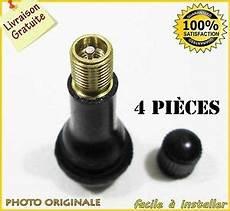 4x valve de jante pneu tubeless bouchon caoutchouc voiture