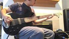 Low Drop F Bass Tuning On Lakland 5 String Bass