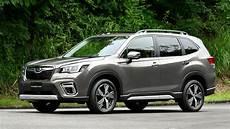 2019 subaru hybrid forester performance subaru forester 2019 range sees xt diesel axed car news