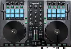 Gemini G2v Dj Controller Digitales Dj Equipment Dj