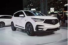 2019 acura rdx photos 2019 acura rdx starts production in ohio roadshow