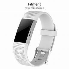Silicone Band Replacement Fitbit by For Fitbit Charge 2 Replacement Silicone Rubber Band