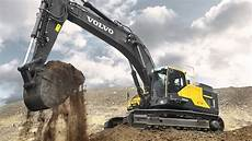 volvo construction equipment new identity collection 2016 youtube