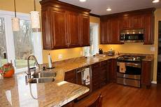image result for what color should i paint my kitchen walls with cherry cabinets home sweet
