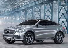 Mercedes Concept Coupe Suv Hints At New Model
