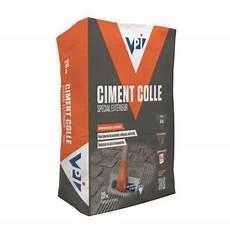 ciment colle sp 233 cial ext 233 rieur vpi gris 25kg castorama