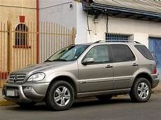 mercedes ml 270 cdi edition photos reviews