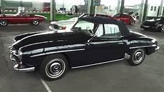 mercedes 160 sl oldtimer car