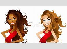 red cartoon character names