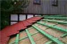 dachlatten anbringen dach bauen