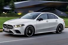 2019 Mercedes A Class Sedan Standard Wheelbase Model