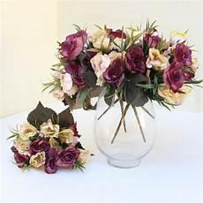 costo mazzo di fiori acquista seta artificiale 1 mazzo piccolo mazzo di