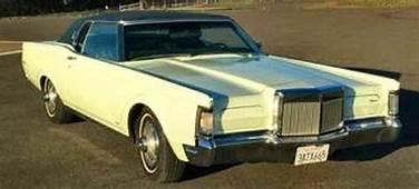 1969 Lincoln Continental Mark III Estate Car
