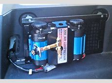 ARB Twin Air Compressor, mount location suggestions   Page 5