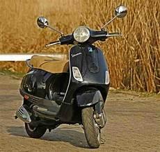 vespa lx50 50 er motorroller schwarz piaggio bestes