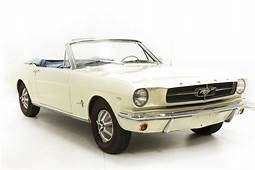 1964 Ford Mustang Convertible For Sale 83438  MCG