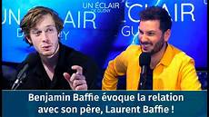 Benjamin Baffie 233 Voque La Relation Avec P 232 Re Laurent