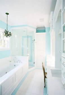 Aqua And White Bathroom Ideas by Turquoise Bathroom House Of Turquoise