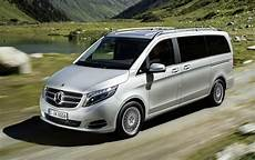 Mercedes V Klasse - mercedes v class now available with 4matic all wheel