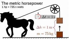 pourquoi mesure t on la puissance des moteurs en chevaux
