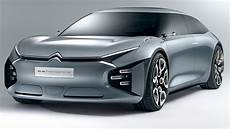 Citroen Cxperience Is A 300hp Hybrid Successor To The