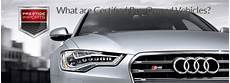 introduction to certified pre owned audi porsche vehicles