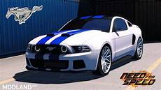 Ford Mustang Need For Speed - ford mustang 171 need for speed 187 1 31 1 32 mod for ets 2
