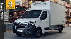 the new renault master 2019 facelift