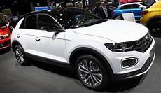 2018 Volkswagen T Roc Revealed Photos 1 Of 15