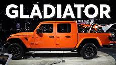 Jeep Vehicles 2020 by 2019 Detroit Auto Show 2020 Jeep Gladiator Consumer