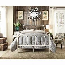 White Metal Bed Frame Bedroom Ideas by York Size Modern Metal Bed Frame In White Buy