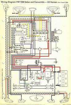1600 Vw Engine Wiring Diagram by 1967 Beetle Wiring Diagram Usa Thegoldenbug Best