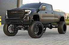 2020 gmc 2500 lifted innov8 design lab on instagram stealth mode with the
