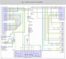 radio wiring i need the radio wiring diagram for a 2001 chevy