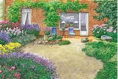 schmales grundstueck bebauen kreative ideen und eine gartenbrache wird zur bl 252 ten oase jardins terrasse