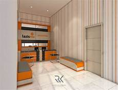Project Area Pelayanan Lazismu Desain Arsitek Oleh Rk