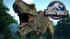 jurassic world evolution trailer in footage