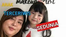 Tutorial Makeup Untuk Anak Anak