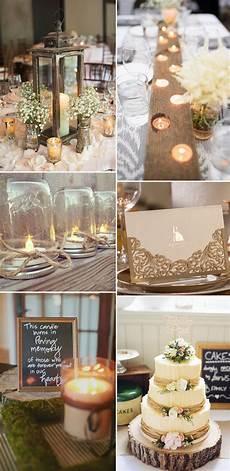 48 great ways to make 2017 rustic weddings more